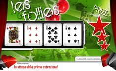 Les Follies interactive game
