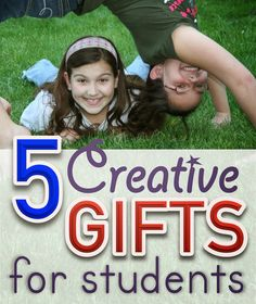 Your Teacher's Aide: 5 End Of Year Student Gift Ideas