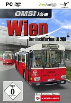 OMSI - Der Omnibussimulator - Wien  (Add On)  PC