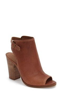 Free shipping and returns on Lucky Brand 'Lisza' Open Toe Bootie (Women) at Nordstrom.com. A generous stacked heel and playful peep-toe cut make this trend-right bootie perfect for paring with your favorite summer looks.