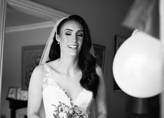 Bride moments before her wedding ceremony. Wedding Ceremony, Wedding Photography, In This Moment, Bride, Wedding Dresses, Fashion, Wedding Bride, Bride Dresses, Moda