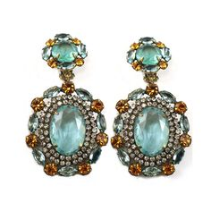 House of Lavande, Vintage Costume and Couture Jewelry | Shop Vintage Earrings | Palm Beach, Florida