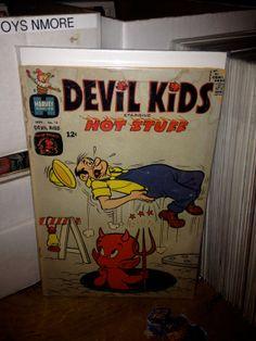 Devil Kids starring Hot Stuff No.15 Harvey by HANNIBALSTOYSNMORE, $4.99