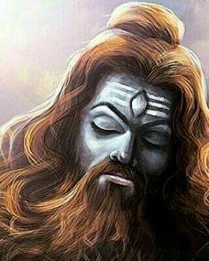 Mahakal Shiva, Shiva Art, Ganesha Art, Lord Shiva, Krishna Radha, Hanuman, Shiva Photos, Shiva Tattoo, Art Beat