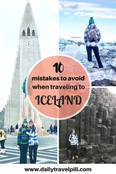 10 mistakes to avoid when traveling to Iceland! - Daily Travel Pill