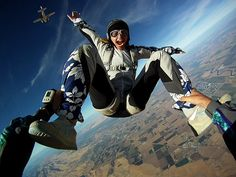 GoPro SkyDiving by GoPro Photos by GoPro_Photos, via Flickr