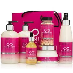 Order your supply of Hairfinity vitamins now!