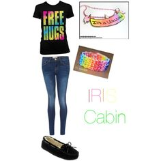 Iris cabin outfit