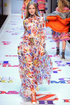D Fall 2011 - Oh my god this print is amazing!