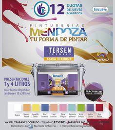 Pinturerías Mendoza
