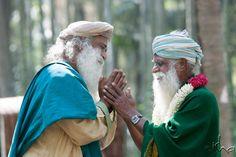 ஈஷாவும் நானும் - நம்மாழ்வார், Ishavum naanum - nammalvar
