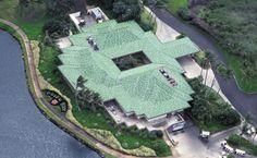 Club House,  Hyatt Regency Resort Poipu Bay, Kauai, HI Custom Blend Available in Products:  Improved-S, MF 108