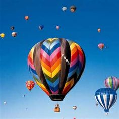 Hot Air Balloons | iPadWallpaperPortal.com