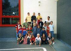 my old elementary school from Gemünden.