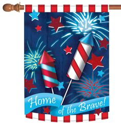 24 Toland July 4th Flags Ideas Garden Flags Flag Patriotic