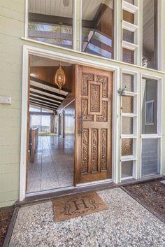 Traditional Front Door with exterior stone floors in Vallejo, CA | Zillow Digs