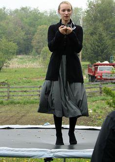 Rebecca Byler in Breaking Amish Er