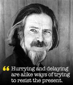 Brain Pickings - Alan Watts brainpickings.org #quotes #wisdom