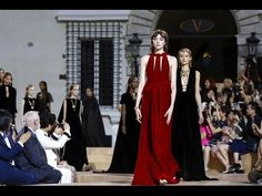 Worth watching One of the best fashion shows that i've seen in my whole life, great job, creativity, sophistication, elegance.. I'm mesmerized    Valentino   Haute Couture Fall Winter 2015/2016 Full Show   Exclusive