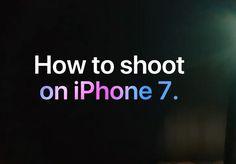 How to shoot on iPhone 7: Vier neue Anleitungen am Start - https://apfeleimer.de/2017/05/how-to-shoot-on-iphone-7-vier-neue-anleitungen-am-start - Shortnews: Letzte Woche haben wir Euch berichtet, dass Apple eine neue Webseite gestartet hat, auf der sie Euch Anleitungsvideos zur Verfügung stellen, damit Ihr noch bessere Aufnahmen mit Eurer iPhone 7 Kamera generieren können. How to…: So holt Ihr noch mehr aus Euren Fotos und Videos...