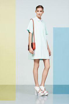 [No.1/22] JIL SANDER NAVY 2014春夏コレクション | Fashionsnap.com