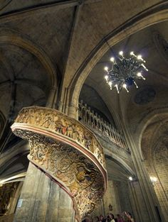Iglesia Basílica de Santa María la Mayor en Morella, Castellón