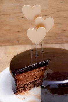 Bolo Mousse de Chocolate | Vídeos e Receitas de Sobremesas do ICKFD [I could kill for dessert]