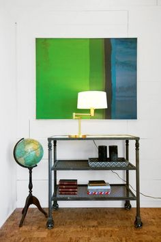 I have drunk the Kool-Aid. I am a big BIG fan of interior designer Lukas Machnik.