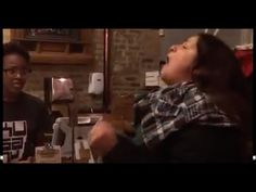 Hillary Supporter Has Epic Meltdown At A Coffee Shop - Liberal Meltdown