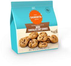 Mini Chocolate Chips Cookies — Image