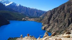 Dolpo Trekking in W.Nepal, Hiking by Lakpa on www.explore-share.com