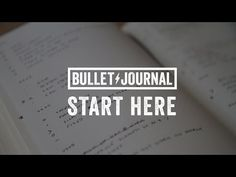 The Bullet Journal - My Perfect Planner? - Family Rambling