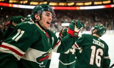 Defining success for Zach Parise this season