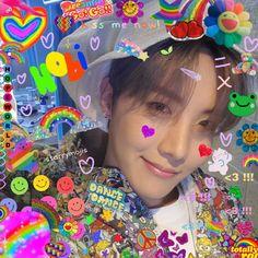 Kpop, Rainbow Aesthetic, Really Love You, Cute Icons, Jung Hoseok, Bts J Hope, Bts Edits, Chanbaek, Bts Wallpaper