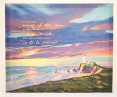 From the Rising of the Sun Canvas Art by Joni Eareckson Tada
