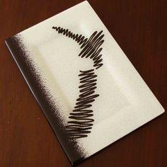Very NZ gifts - a New Zealand platter from Maori Boy