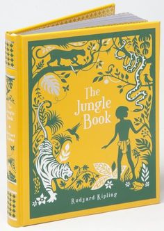 Barnes & Noble Leatherbound Classics - The Jungle Book