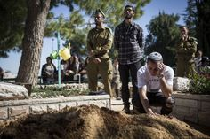 Tuvia Yanai Weissman, 21, stabbed to death while shopping with wife, baby in West Bank, is buried on Mount Herzl