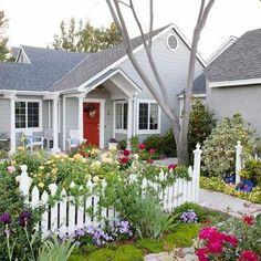 Gartengestaltung Vorgarten Dekorieren Gestalten Schön ästhetisch Praktisch