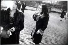 Two Women Smoking Cigarettes, 1981 by Garry Winogrand Garry Winogrand, Women Smoking Cigarettes, Beautiful Series, Beautiful Women, New York Photographers, Street Portrait, New York Photos, History Of Photography, Art Photography