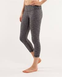 lululemon pique wunder under crop reversible - Google Search