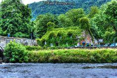 Llanrwst Tearooms N Wales