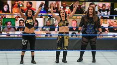 The incredible images of SmackDown, May 21, 2021: photos Shayna Baszler, Nia Jax, Superstar, Wwe, Champion, Wrestling, The Incredibles, Photos, Image