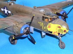 B-25G Mitchell by Franck Oudin (Accurate Miniatures 1/48)
