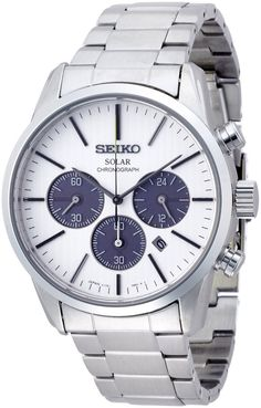 men watches | Where to buy  SEIKO SPIRIT SMART Solar Sapphire Glass 10atm antimagnetic watch easy adjust band SBPY133 Men's