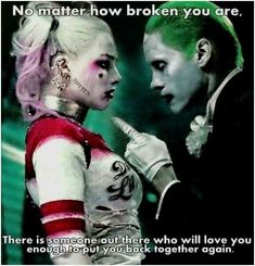 Find images and videos about jared leto, joker and harley quinn on We Heart It - the app to get lost in what you love. Harley And Joker Love, Joker Und Harley Quinn, Harley Quinn Drawing, Harley Quinn Tattoo, Harley Quin Quotes, Joker Quotes, Joker Cosplay, Hearly Quinn, Jared Leto Joker