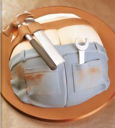 Plumbers crack cake   Tarta culo chico ♥Poem Cafe♥ http://poemcaffe.ro/torturi-adulti https://www.facebook.com/PoemCaffeBraila