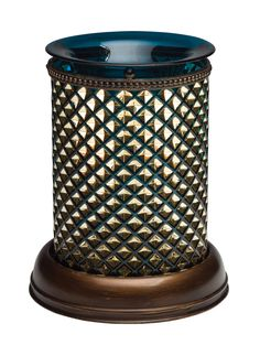 Blue Diamond Shade | Lampshade Warmer Collection from Scentsy