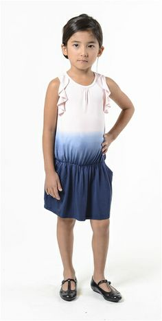 5eb07ad4b Imoga Ombre Pocket Dress from Imoga - USA at Pumpkinheads Los Angeles With  Kids, Ombre