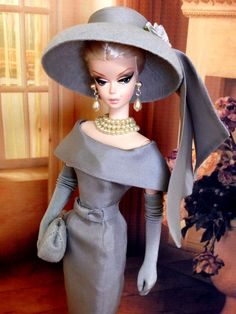 Tinnia OOAK for Silkstone Barbie & Fashion Royalty